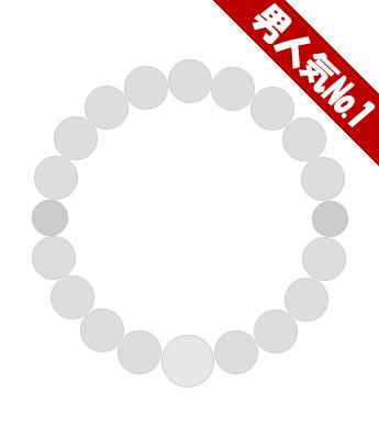 パワーストーンオーダーメイド 主玉10mm・親玉12mm・二天玉8mm 数珠 メンズ人気No.1