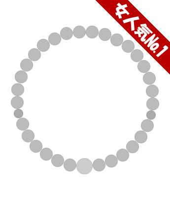 パワーストーンオーダーメイド 主玉6mm・親玉8mm・二天玉4mm 数珠 レディース人気No.1