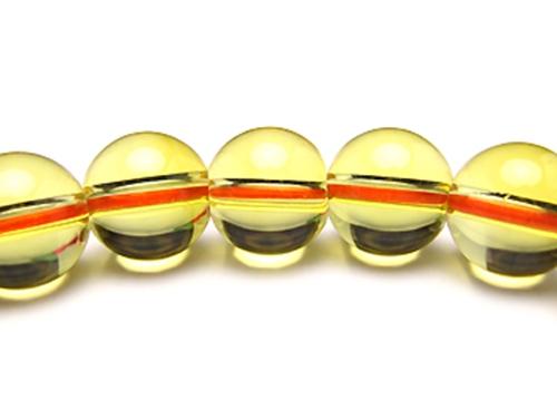 パワーストーンブレスレット シトリンクォーツAAA(11月誕生日石)8ミリ 金運 ワンカラーブレス [サイズ選べる][日本製][送料無料] (10132)