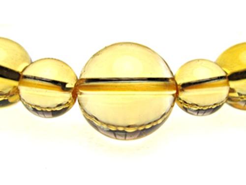 パワーストーンブレスレット シトリンクォーツAAA(11月誕生日石)10ミリ&8ミリ&6ミリ 金運 [サイズ選べる][日本製][送料無料] (10242)