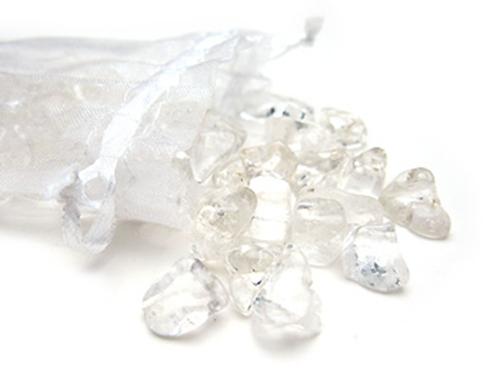 パワーストーン浄化アイテム クリスタル(水晶)AAAA(4月誕生日石)さざれ 開運 (10278)