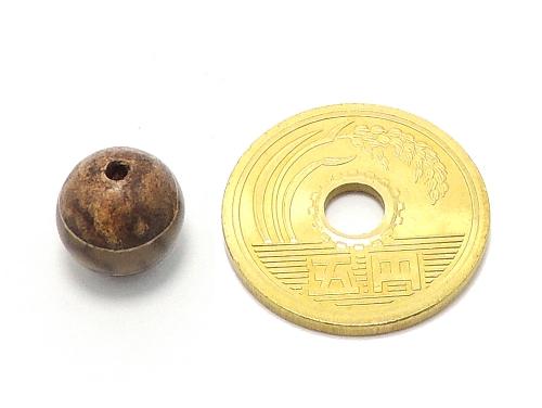 アジアン・エスニックパワーストーン天然石ビーズ粒売り チベット天珠(一線)AAAA10ミリ 金運 ハンドメイド・手作りアクセサリー用 (11521)