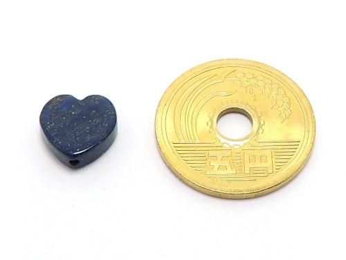 パワーストーン天然石ビーズ粒売り ラピスラズリ(9月誕生日石)丸カット10ミリ 開運 ハンドメイド・手作りアクセサリー用 (11557)