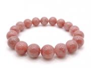 パワーストーンブレスレット レッドクォーツ(赤水晶)AAAA(10月誕生日石)10ミリ 健康・癒し [サイズ選択可][日本製][送料無料] (11107)